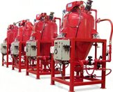 Pneumatic Injection Vessels